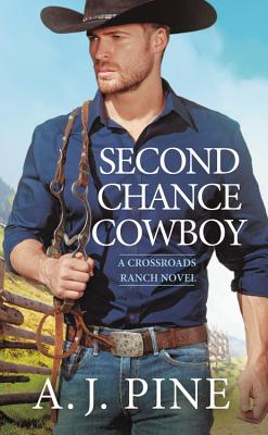 Second Chance Cowboy Cover