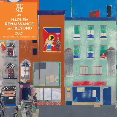 Harlem Renaissance and Beyond 2021 Wall Calendar Cover Image