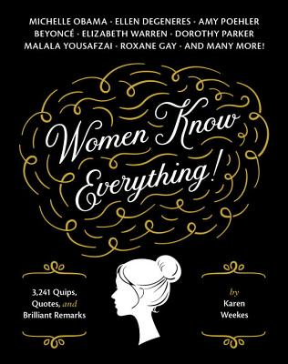 Women Know Everything! Cover