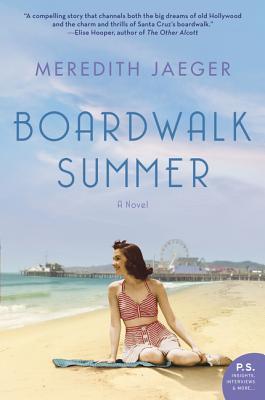 Boardwalk Summer: A Novel Cover Image