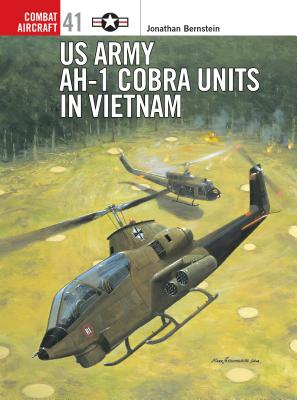 US Army AH-I cobra units in vietnam Cover