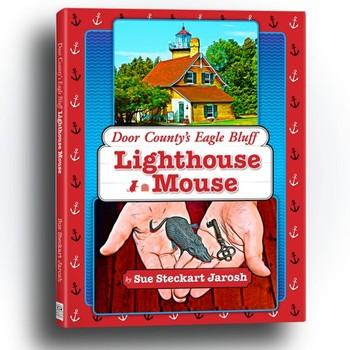 Door County's Eagle Bluff Lighthouse Mouse Cover Image