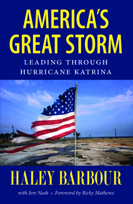 America's Great Storm: Leading Through Hurricane Katrina Cover Image