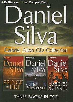 Daniel Silva Gabriel Allon CD Collection Cover