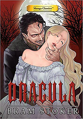 Manga Classics Dracula Cover Image