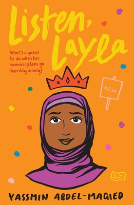 Listen, Layla Cover Image