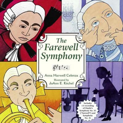 The Farewell Symphony [With Audio CD] Cover