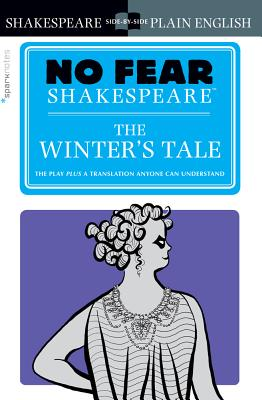 The Winter's Tale (No Fear Shakespeare), Volume 23 (Sparknotes No Fear Shakespeare #23) Cover Image