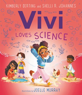 Vivi Loves Science Cover Image