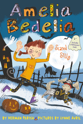 Amelia Bedelia Special Edition Holiday Chapter Book #2: Amelia Bedelia Scared Silly Cover Image