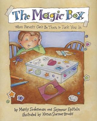 Magic Box: When Parents Can't Be There to Tuck You in Cover Image