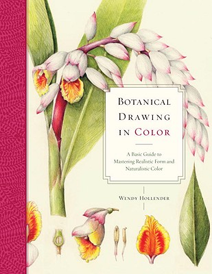 Botanical Drawing in Color Cover
