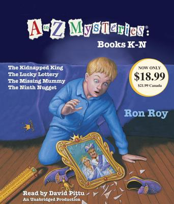 A to Z Mysteries Cover