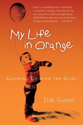 My Life in Orange Cover
