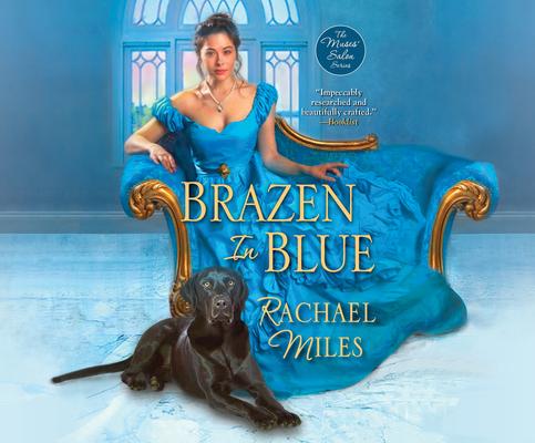 Brazen in Blue Cover Image