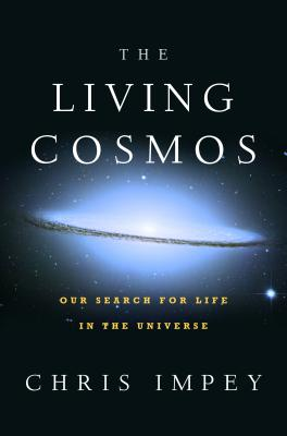 The Living Cosmos Cover