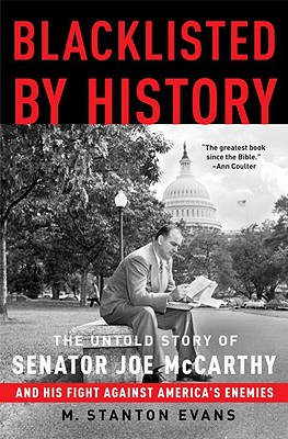 Blacklisted by History Cover