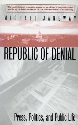 Cover for Republic of Denial