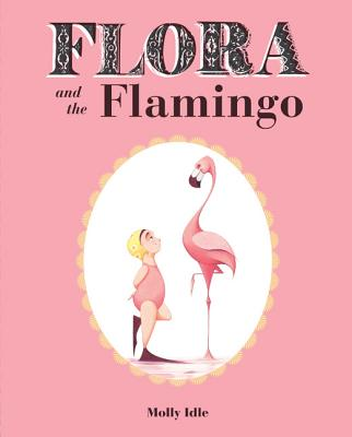 Flora and the Flamingo Cover