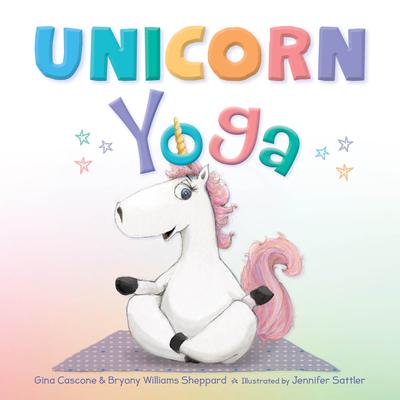 Unicorn Yoga Cover Image