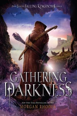 Gathering Darkness: A Falling Kingdoms Novel Cover Image