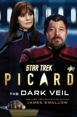 Star Trek: Picard: The Dark Veil Cover Image