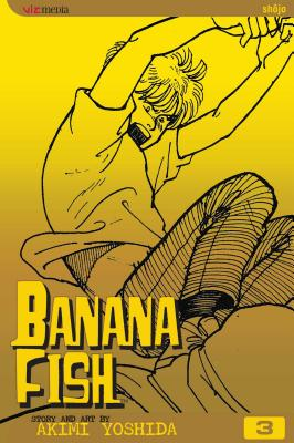 Banana Fish, Vol. 3 Cover Image