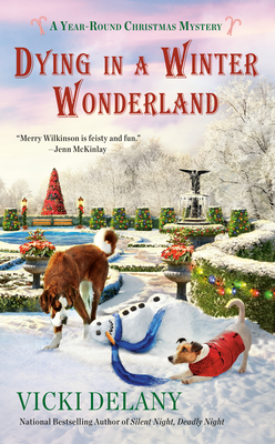 Dying in a Winter Wonderland (A Year-Round Christmas Mystery #5) Cover Image