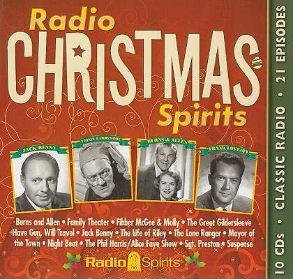 Radio Christmas Spirits Cover Image