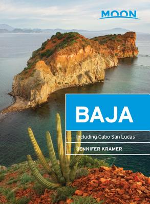 Moon Baja: Including Cabo San Lucas (Travel Guide) Cover Image