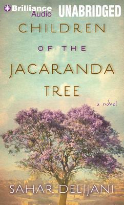 Cover for Children of the Jacaranda Tree