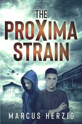 Cover for The Proxima Strain