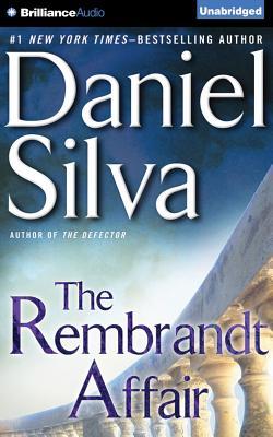 The Rembrandt Affair (Gabriel Allon Novels) Cover Image