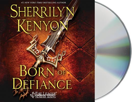 Born Of Defiance The League Nemesis Rising Cd Audio Pages A