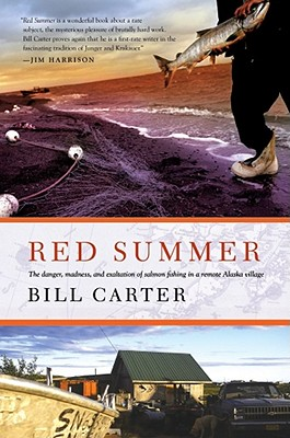 Red Summer Cover