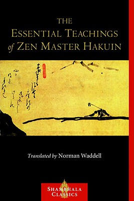 The Essential Teachings of Zen Master Hakuin Cover
