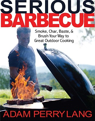 Cover for Serious Barbecue