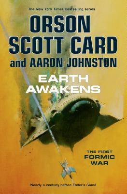 Earth Awakens Cover