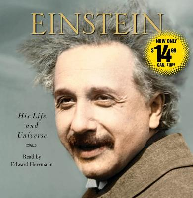 Einstein: His Life and Universe Cover Image