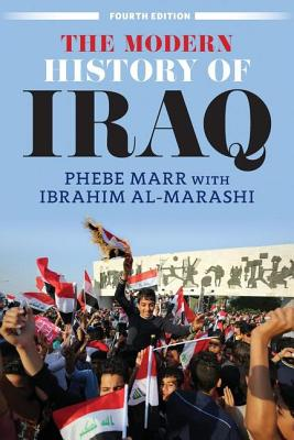 The Modern History of Iraq Cover Image