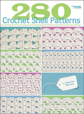 280 Crochet Shell Patterns Cover