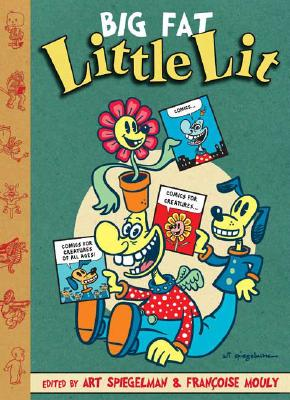 Big Fat Little Lit Cover