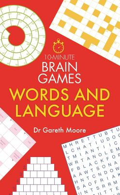 10-Minute Brain Games: Words and Language Cover Image