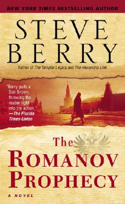 The Romanov Prophecy Cover