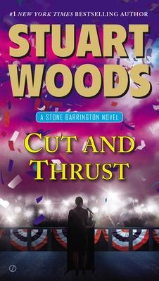 Cut and Thrust: A Stone Barrington Novel Cover Image