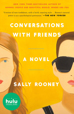 Conversations with Friends: A Novel Cover Image