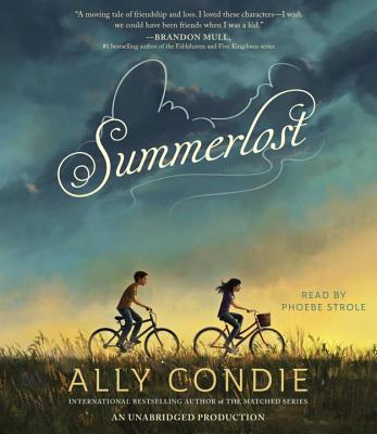 Summerlost Cover Image