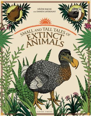 Small and Tall Tales of Extinct Animals Cover