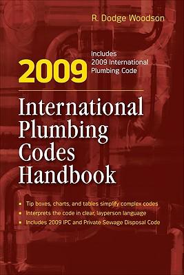 2009 International Plumbing Codes Handbook Cover Image