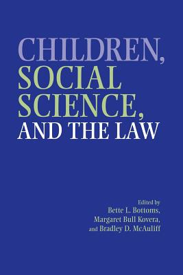 Children, Social Science, and the Law Cover Image
